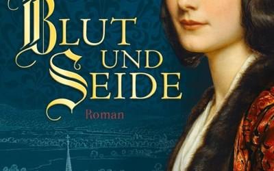 "Marita Spang: ""Blut und Seide"" seit Nov. 2015 bei Knaur"