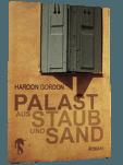 """Coverillustration zu """"Palast aus Staub und Wind"""" von Haroon Gordon"""