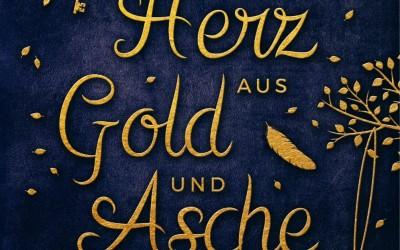 """VÖ von Katja Ammons """"Herz aus Gold und Asche"""""""