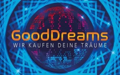 """VÖ von Claudia Pietschmanns """"GoodDreams: Wir kaufen deine Träume"""""""