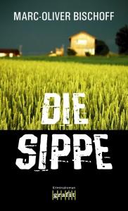 """Coverillustration zu Marc-Oliver Bischoffs """"Die Sippe"""" (grafit Verlag, 2016="""