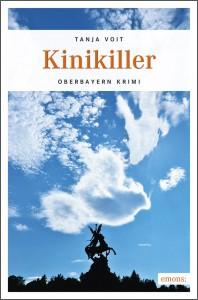 """Coverillustration """"Kinikiller"""" von Tanja Voit"""
