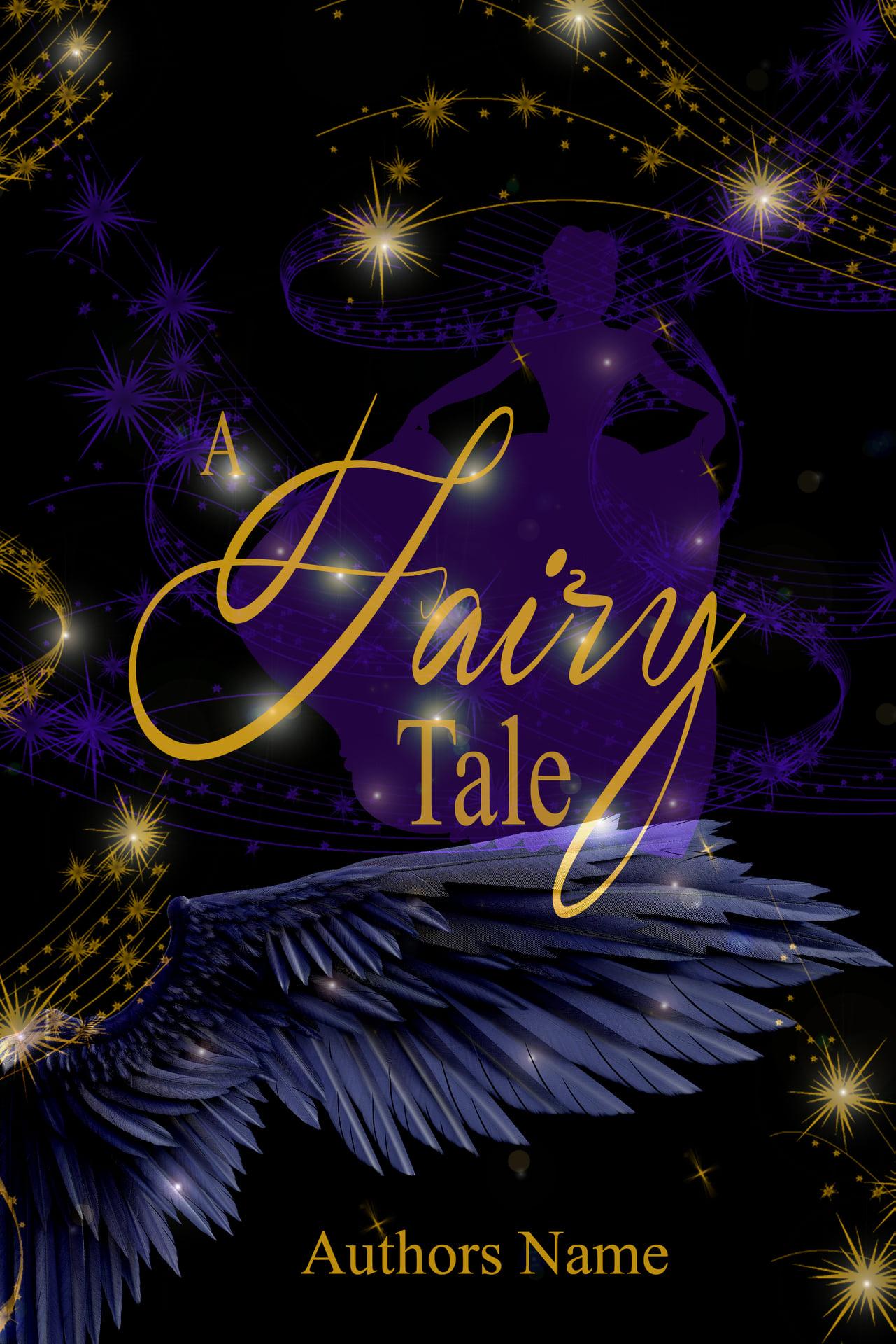 """Premade-Cover """"Fairy Tale"""""""